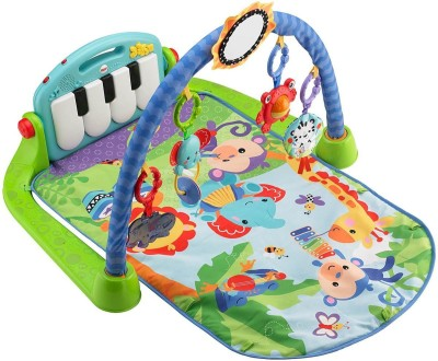 Fisher Price Grow Kick And Play Piano Gym