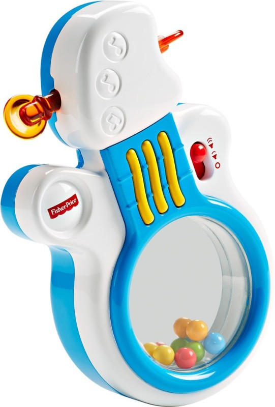 Fisher Price Rock 'n Roll Guitar(Multicolor)