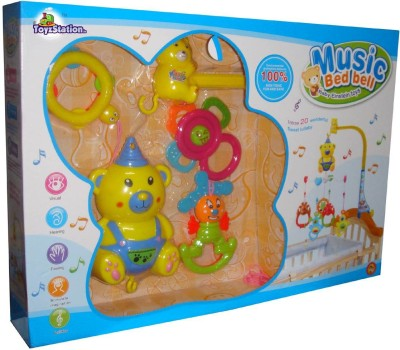 Toyzstation Musical Bed Bell