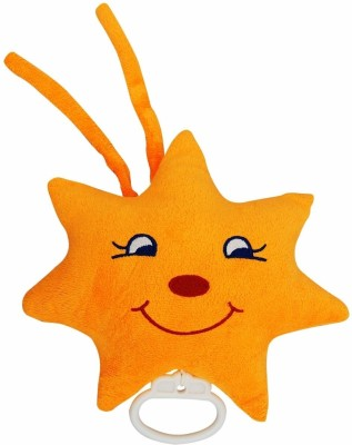 Ollington St. Collection Infant Soft Toy - Star