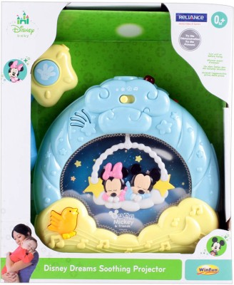 Winfun Disney Dreams Soothing Projector