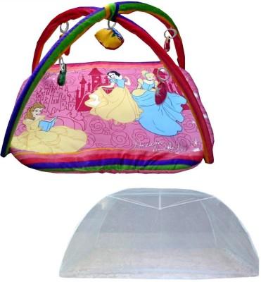 Baby Basics Gadi with Net Cover