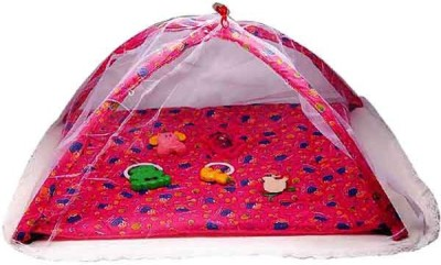 Fantasy India Baby Play Gym With Net - Multicolor