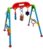 Bubble Hut Baby Musical Fitness Frame Pl...