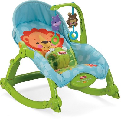 Fisher-Price Fisher Price Newborn To Toddler Rocker