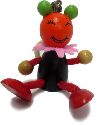DCS Cute girl spring toy
