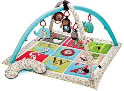 Skip Hop Alphabet Zoo Activity Gym(Multicolor)