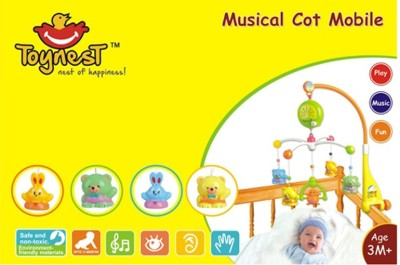 Toynest Musical Cot Mobile