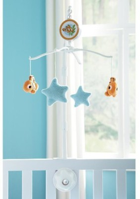 Disney Baby Finding Nemo Musical Mobile(Blue)