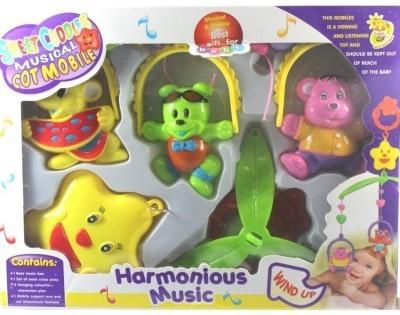 NA Hormonious Music(Multicolor)