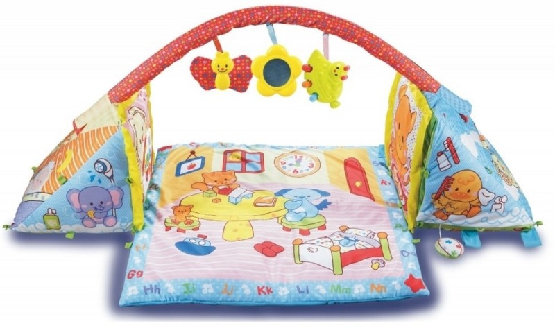 Vtech 2 in 1 Playmat(Multicolor)