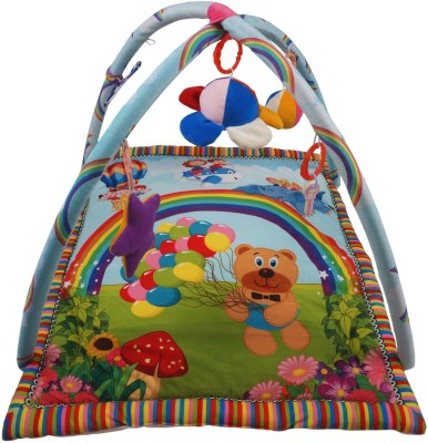 Little Innocent Attractive Baby Play Gym