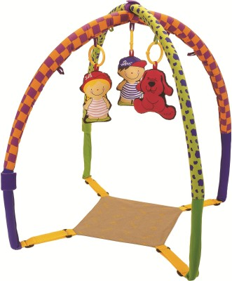 K's Kids Big & Big Flexi Arch with (Cushions and Playmat)(Multicolor)