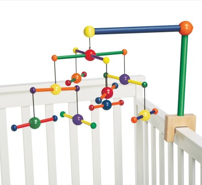 Manhattan Toy Skwish Crib Mobile(Multicolor)