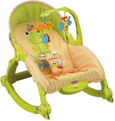 Fisher-Price Newborn-to-Toddler Rockers
