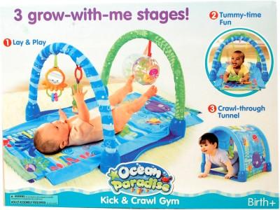 TRD Store Ocean Paradise Kick & Crawl Baby Play Gym