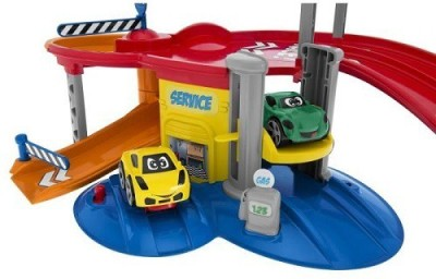chicco 2 IN 1 Track + Playset