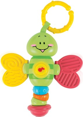 Winfun Light Up Twisty Rattle-Dragonfly