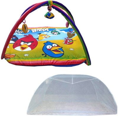 Baby Basics Play Gym Gadi with Net Cover