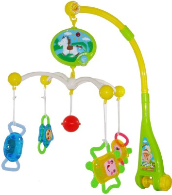 Toyzstation Happy Baby Cot Musical Mobile