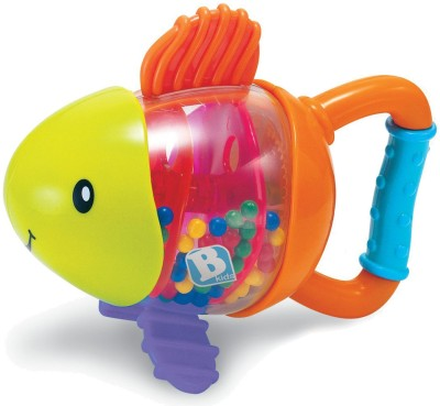 B Kids Sand Fish Rattle