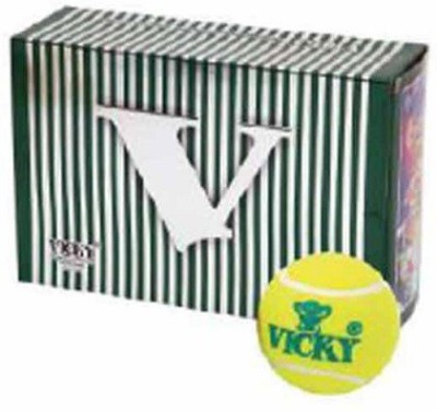 vicky cricket tennis balls (pack of 6) S...