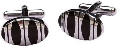 the jewelbox Brass Cufflink Set