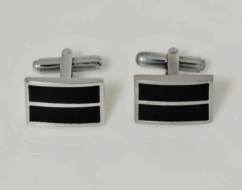 Tiekart Stainless Steel Cufflink Cl277