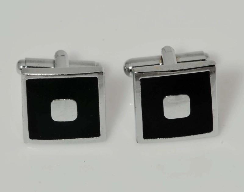 Tiekart Stainless Steel Cufflink Cl281