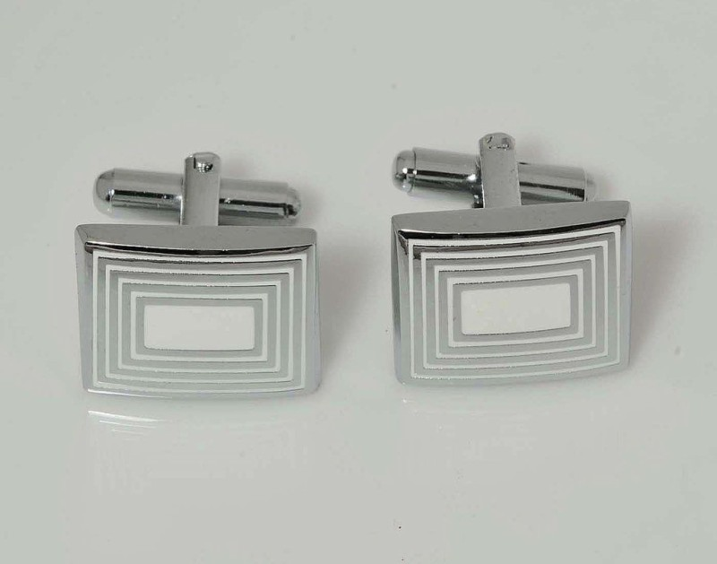 Tiekart Stainless Steel Cufflink Cl257