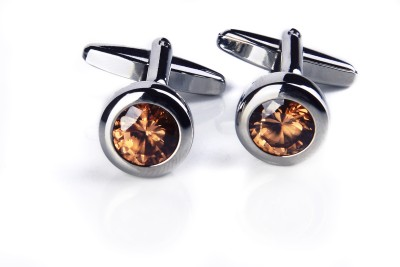Speak Brass Cufflink