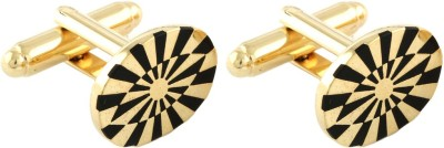 Vendee Fashion Brass Cufflink