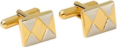 Gildermen Brass Cufflink