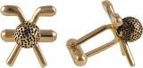 RMX Brass Cufflink Set (Gold)