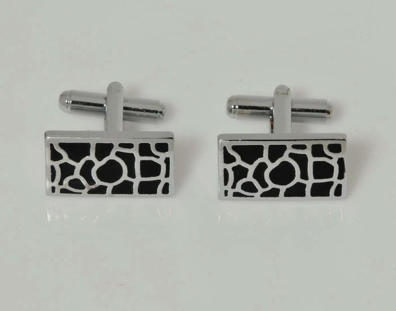 Tiekart Stainless Steel Cufflink Cl286