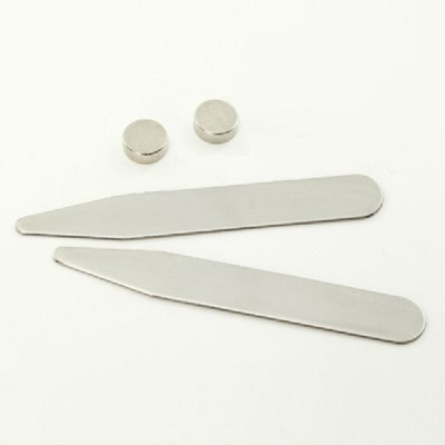 Orosilber Stainless Steel Cufflink & Tie Pin Set