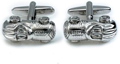 Tiekart Brass Cufflink