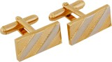 Dillidil Metal Cufflink (Silver, Gold)