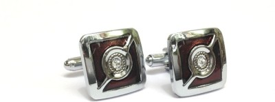 Kairos Brass Cufflink
