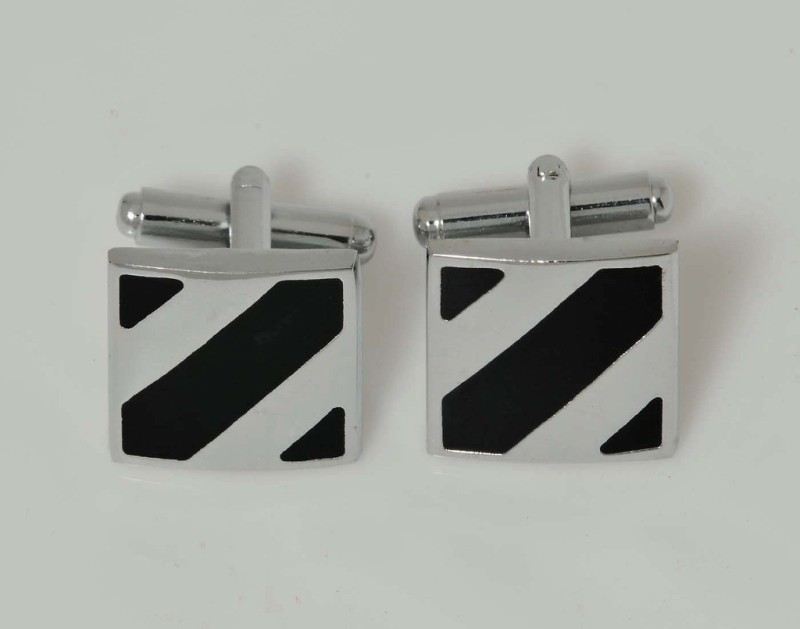 Tiekart Stainless Steel Cufflink Cl285