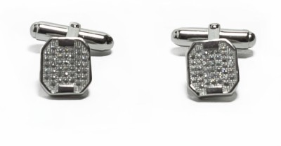 Silverwala Silver Cufflink