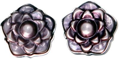 Blacksmithh Shell Cufflink
