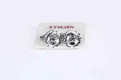 sharp n style Metal Cufflink Set
