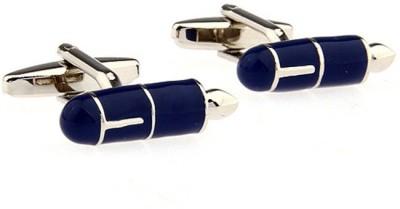 Albetro Brass Cufflink