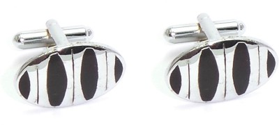 FashBlush Alloy Cufflink Set