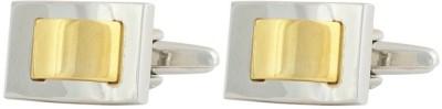 The Tie Hub Brass Cufflink