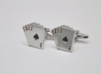 Big Five Deals Brass Cufflink