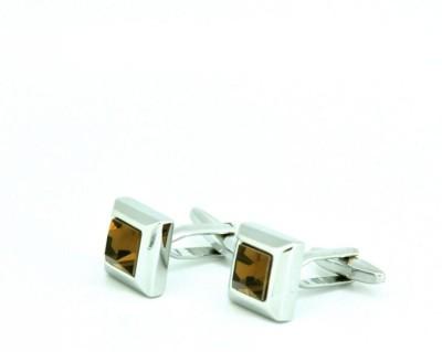 Topen Brass Cufflink