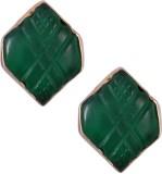 Manirathnum Alloy Cufflink (Green)
