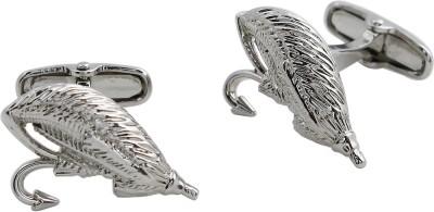 Orosilber Stainless Steel Cufflink